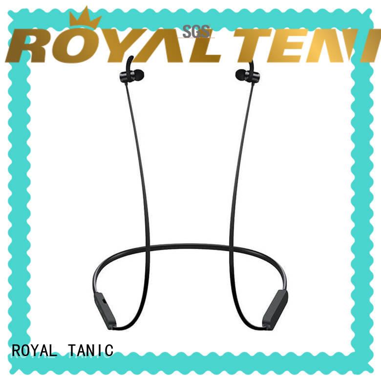 popular magnetic bluetooth earphones design design for outdoor sports