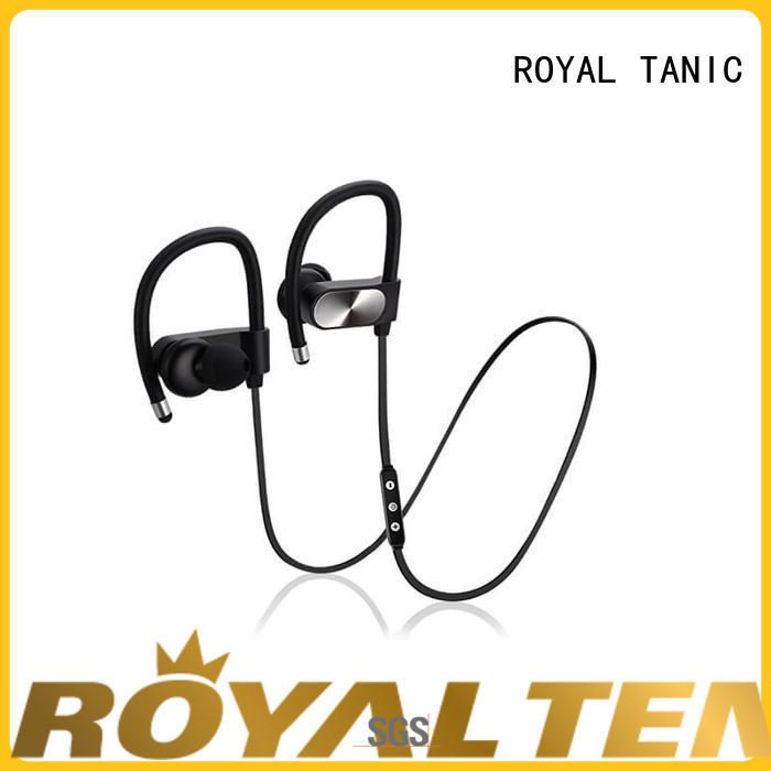 gym earphones headsets for hiking ROYAL TANIC