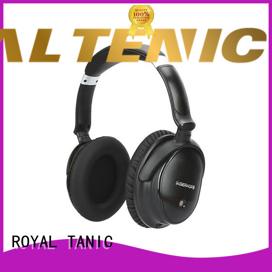ROYAL TANIC good quality noise cancelling headset promotion for home