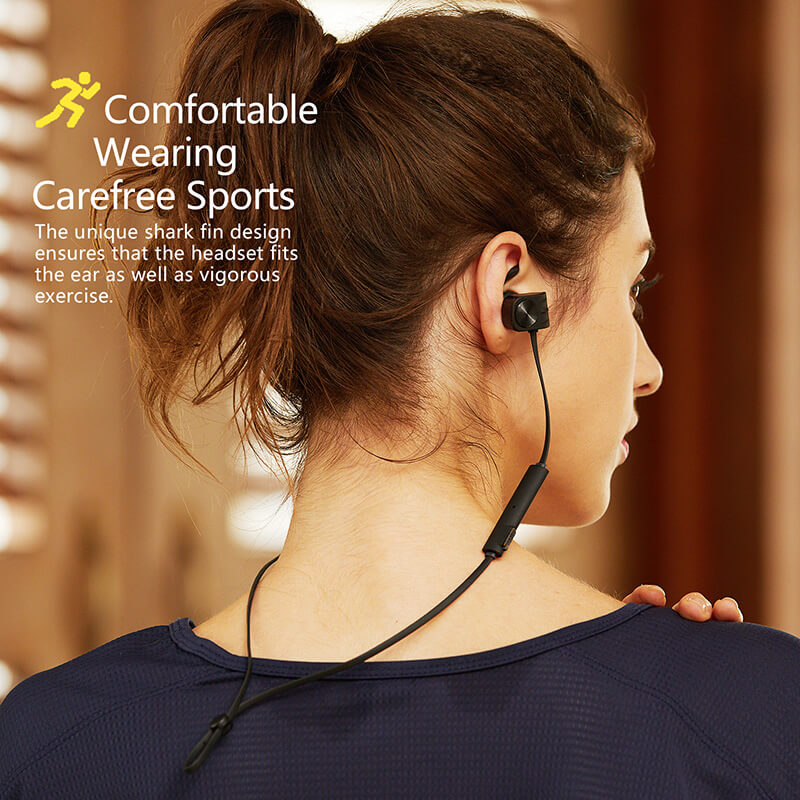 ROYAL TANIC high quality magnet bluetooth headset manufacturer for gym-7
