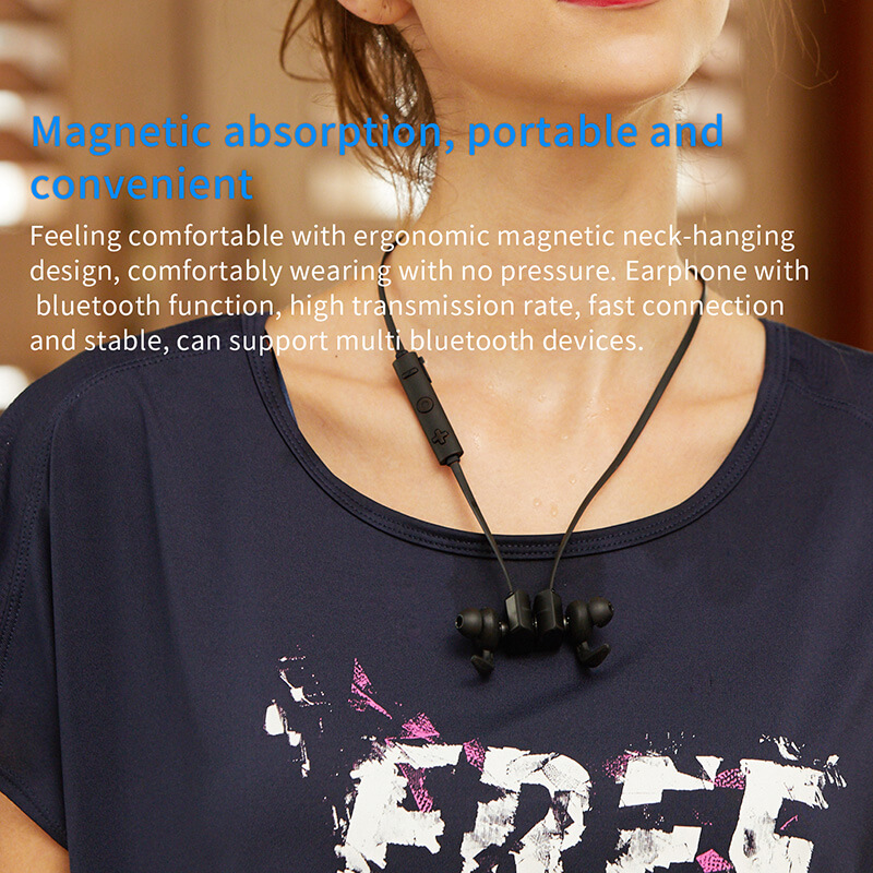 ROYAL TANIC high quality magnet bluetooth headset manufacturer for gym-8