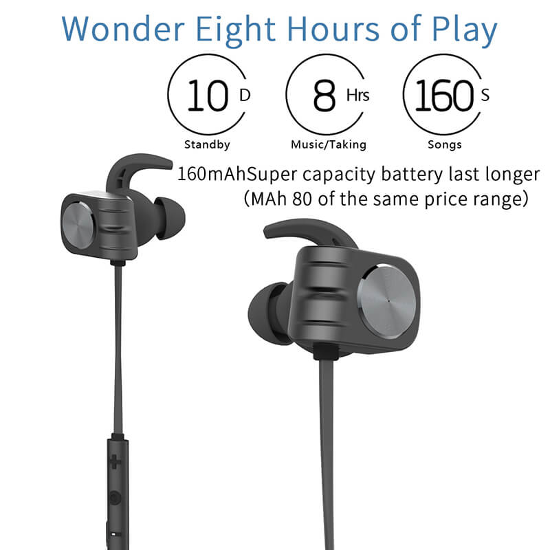 stable magnetic earphones factory price for hiking-2