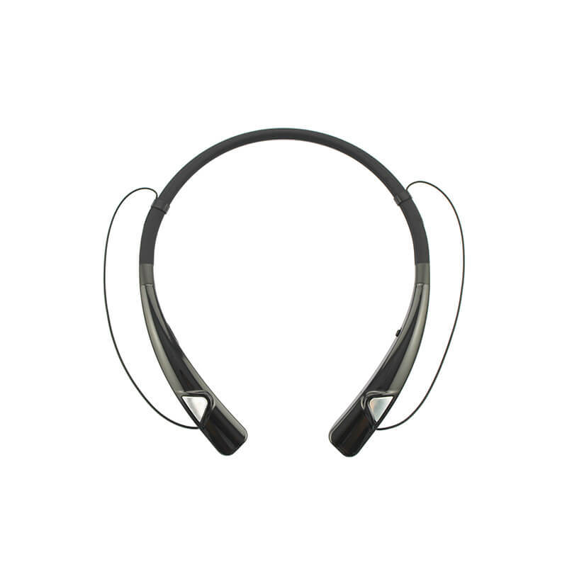 China Factory Directly Wireless Stereo Handsfree Sports Running Neckband Bluetooth Headphones for Sony LG Nokia