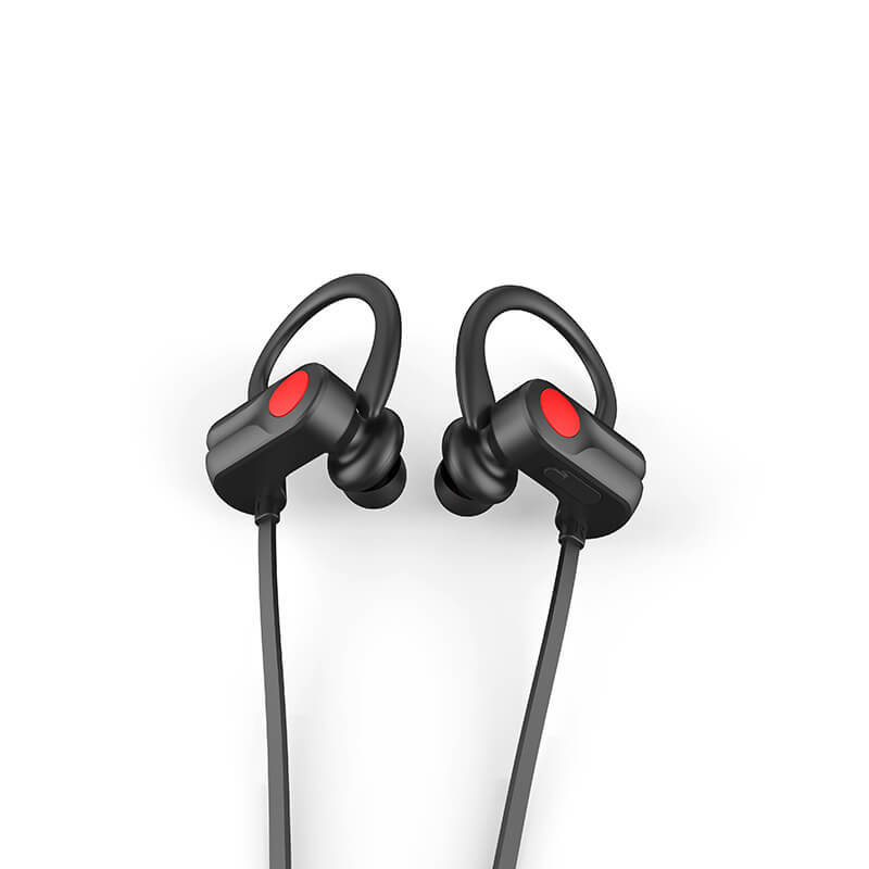 Best Bluetooth headphones Wireless Sports Earphones w/Mic IPX7 Waterproof HD Stereo Sweatproof Earbuds for Gym Running Workout 8 Hour Battery Noise Cancelling Headsets