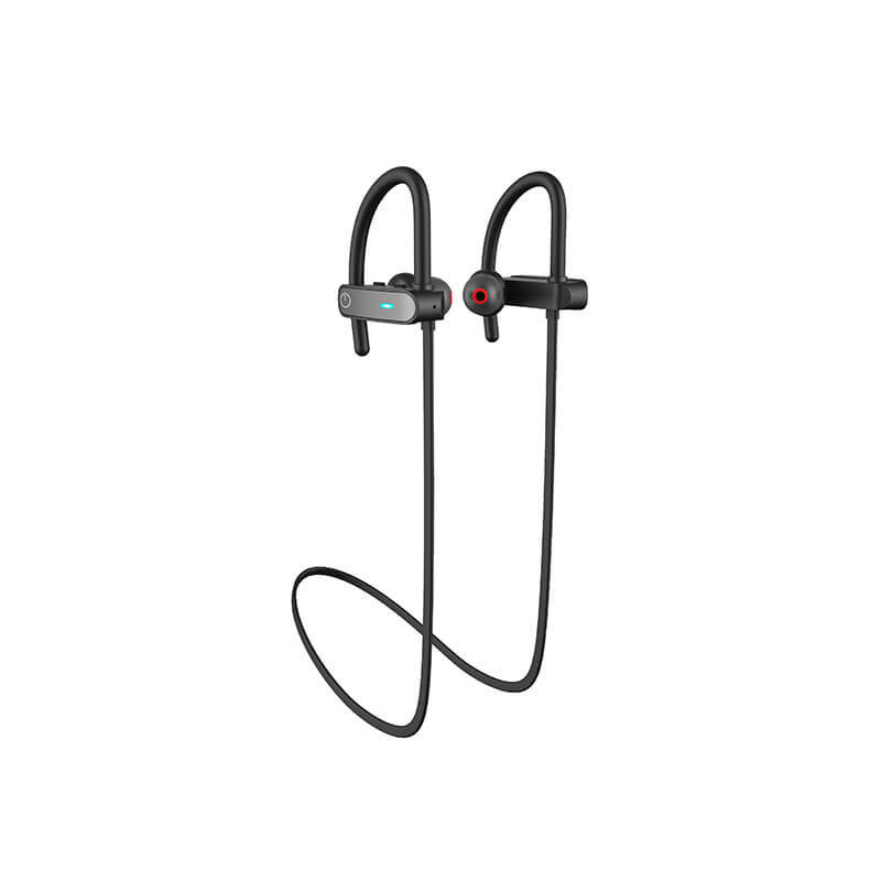 Wireless Bluetooth Headphones with Mic by Popular Design Rated IPX7 Waterproof