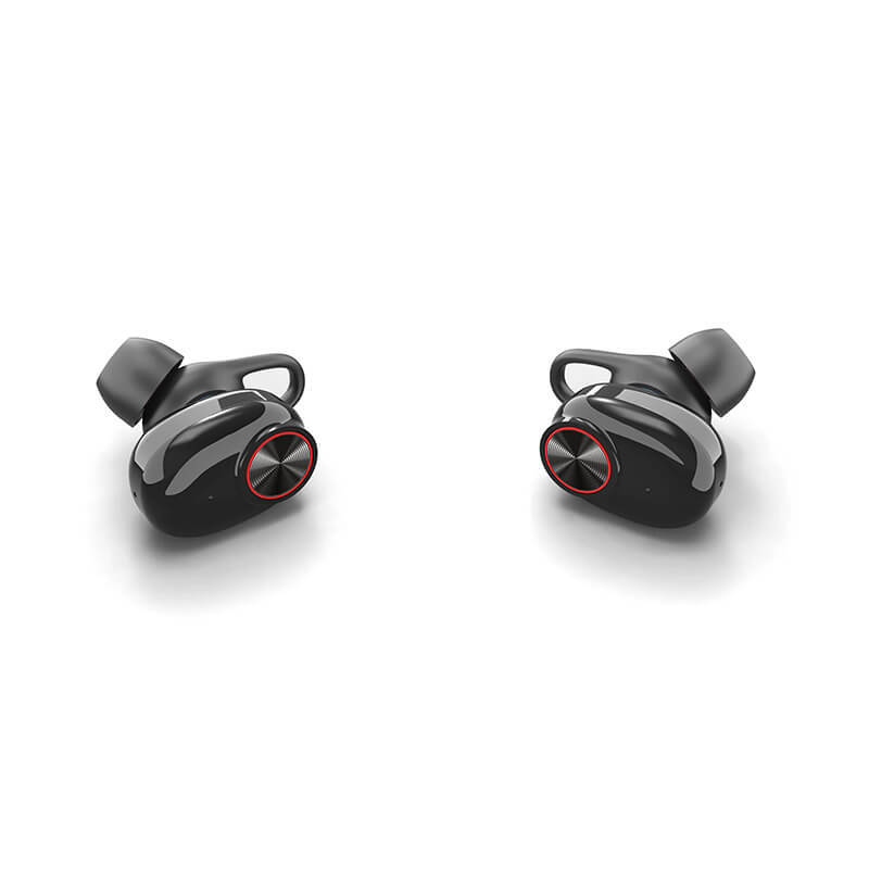 Hot selling mini earphone earbud headphone , sport earbuds with charging case