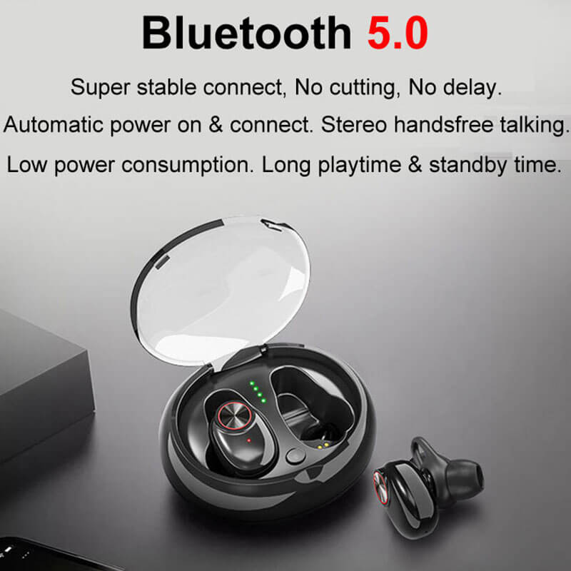 ROYAL TANIC sweatproof tws bluetooth headset supplier for home-2