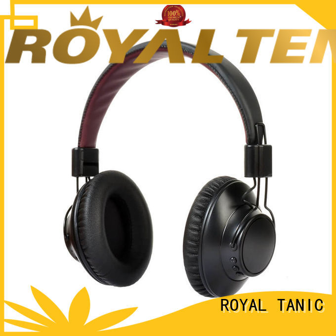 ROYAL TANIC headphones anc bluetooth headphones with mic for airplanes