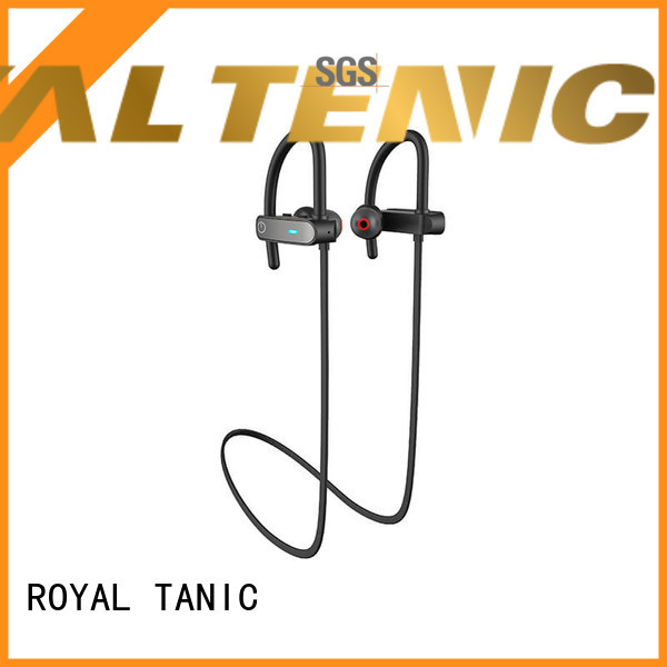 ROYAL TANIC sports earphones from China for gym