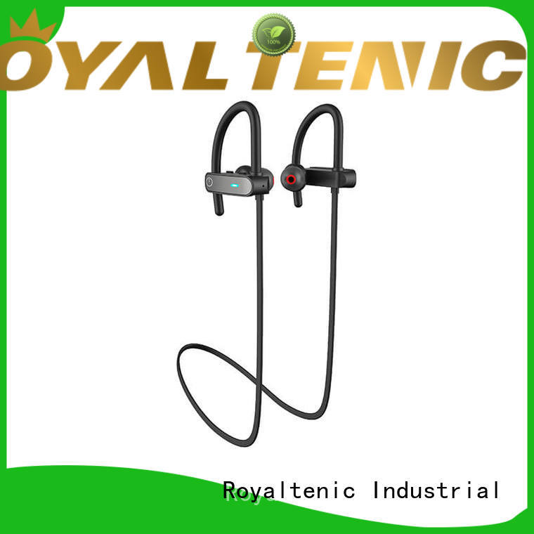 ROYAL TANIC selling gym headphones directly sale for exercise