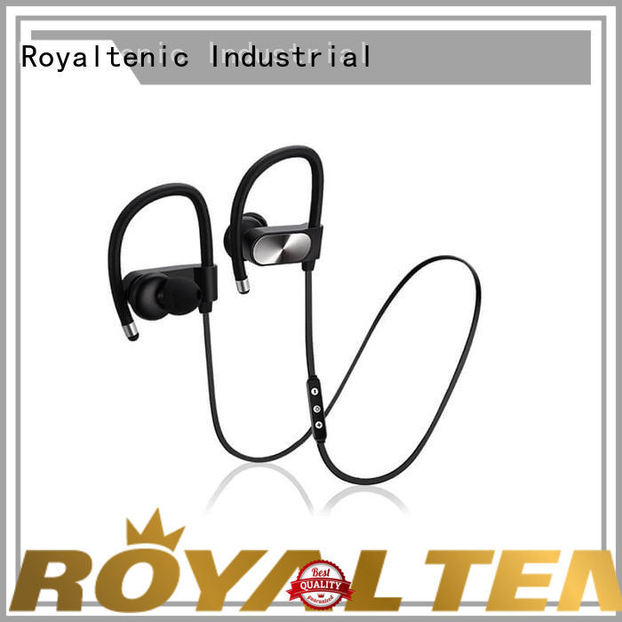 ROYAL TANIC hd best earphones for running directly sale for exercise