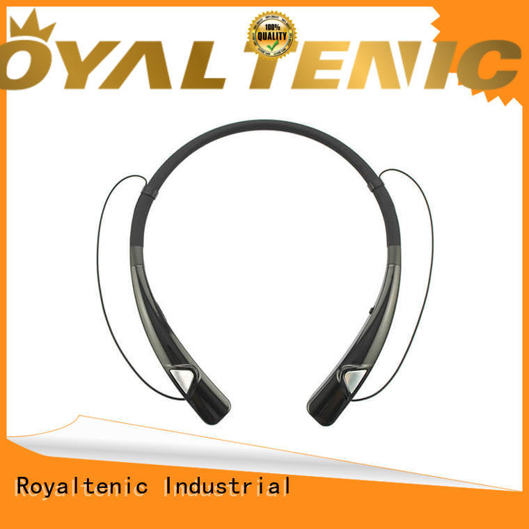 comfortable magnetic wireless earphones factory price for running