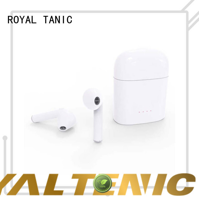 ROYAL TANIC control tws wireless earbuds personalized fro daily life