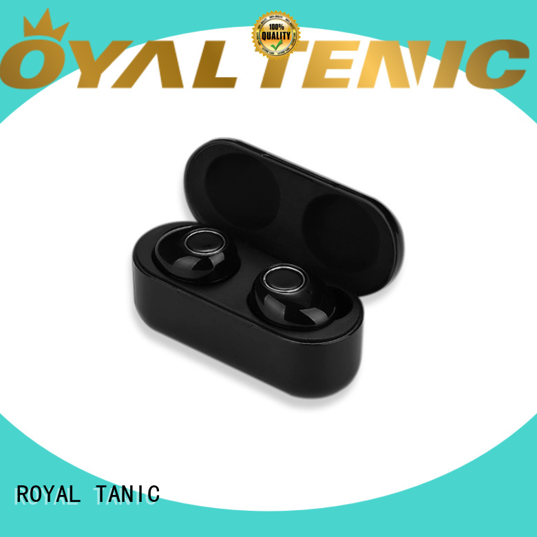 ROYAL TANIC good quality tws earphones supplier fro daily life