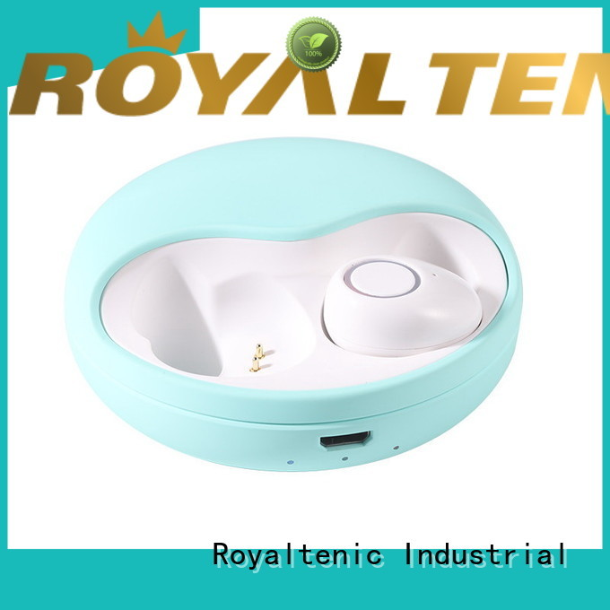ROYAL TANIC sweatproof tws earbuds personalized for work