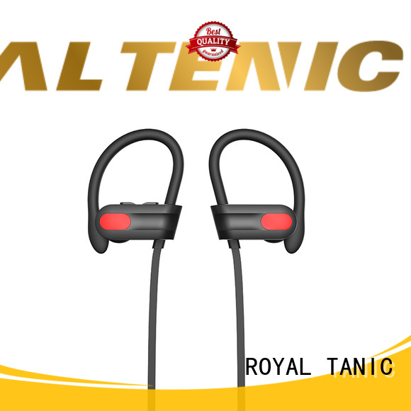 ROYAL TANIC long lasting best sport headphones directly sale for exercise
