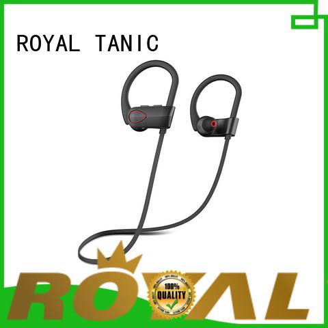 workout sports headphones amazon for gym ROYAL TANIC