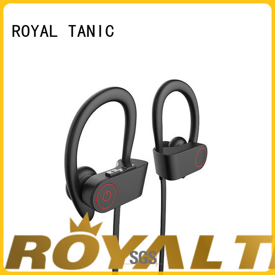 ROYAL TANIC practical wireless headphones for exercise earphones for exercise