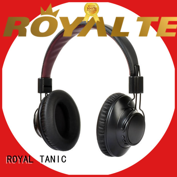 ROYAL TANIC realiable noise isolating headphones online for office