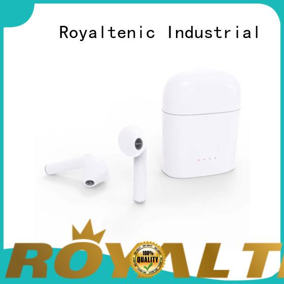 ROYAL TANIC earphone tws earphones supplier for work