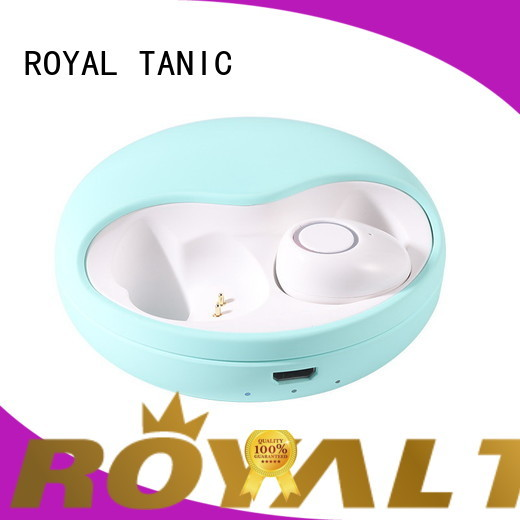 ROYAL TANIC long lasting tws earbuds factory price fro daily life