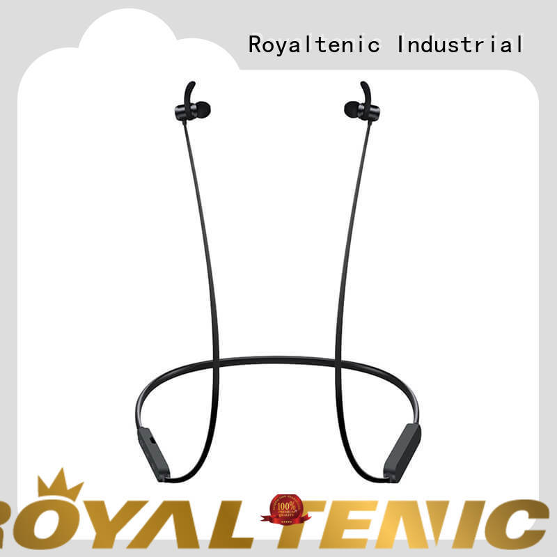 ROYAL TANIC bluetooth magnetic bluetooth earphones from China for daily life