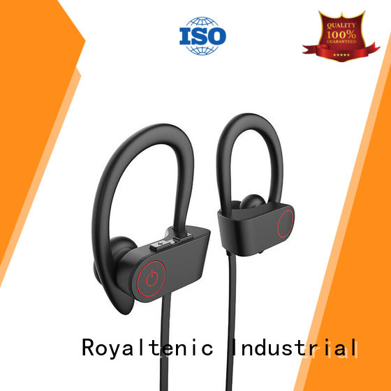 hour amazon ROYAL TANIC Brand best wireless headphones for gym factory