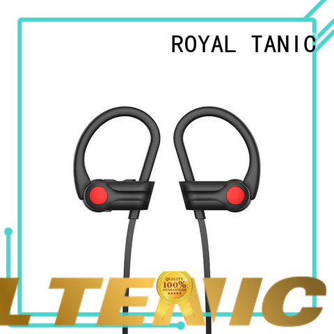 ROYAL TANIC electronics running earphones from China for hiking