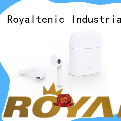 ROYAL TANIC tws wireless earbuds wholesale for home