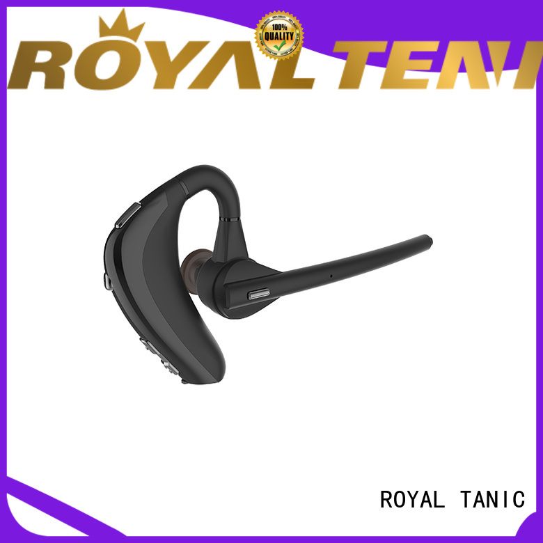 ROYAL TANIC practical gym headphones customized for gym