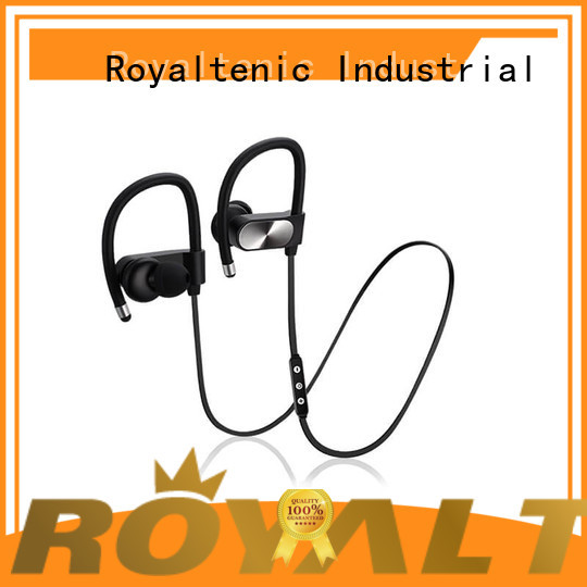 ROYAL TANIC durable running earphones customized for gym