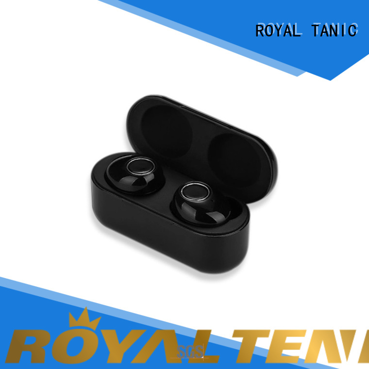 ROYAL TANIC product tws earphones personalized for tv