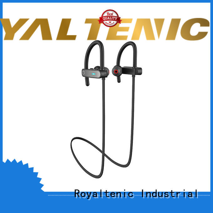 ROYAL TANIC durable sports bluetooth headphones directly sale for gym