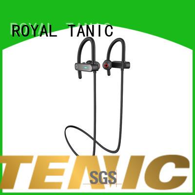 ROYAL TANIC sports earphones customized for hiking