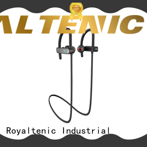 ROYAL TANIC cancelling sports earphones manufacturer for gym