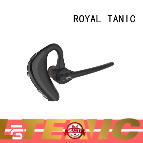 ROYAL TANIC practical waterproof bluetooth headphones from China for exercise