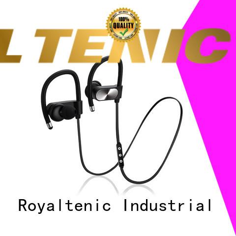 ROYAL TANIC hifi gym headphones customized for gym