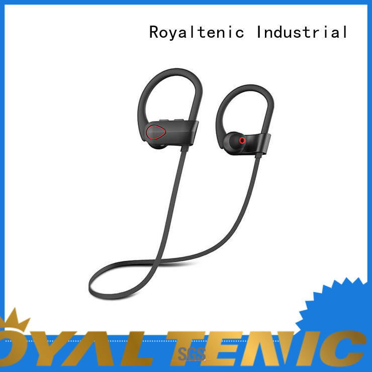 ROYAL TANIC battery best sport headphones series for hiking