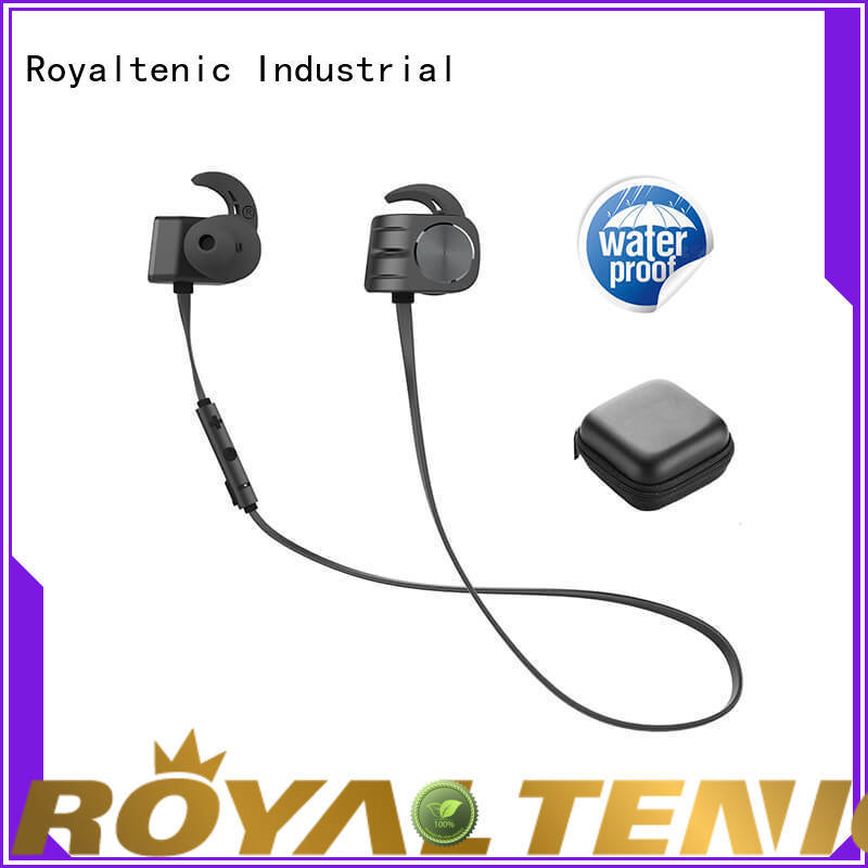 ROYAL TANIC sony magnetic wireless earphones from China for running
