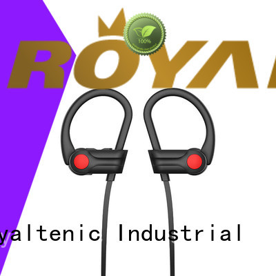 ROYAL TANIC inear best earphones for running manufacturer for running