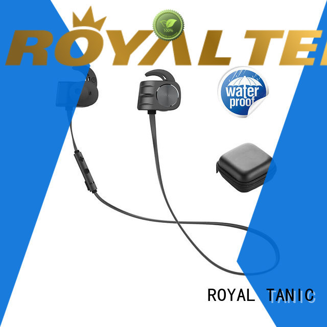 bluetooth wireless earphones wholesale v41 for outdoor sports ROYAL TANIC