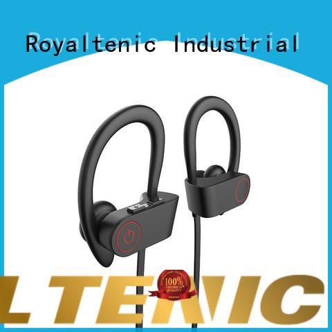 ROYAL TANIC long lasting running earphones series for hiking