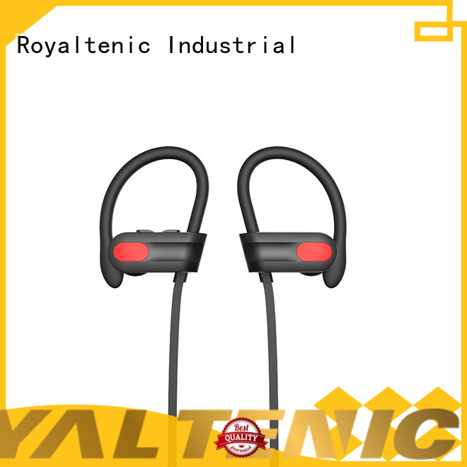 hot selling best sport earbuds customized for exercise ROYAL TANIC