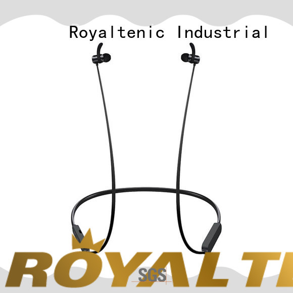 stable magnetic wireless earphones manufacturer for gym