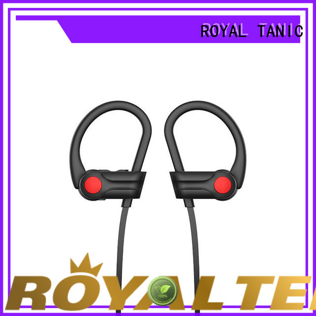 ROYAL TANIC hot selling running earphones customized for exercise