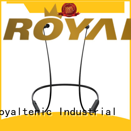 ROYAL TANIC high quality magnetic bluetooth earphones easy to carry for daily life