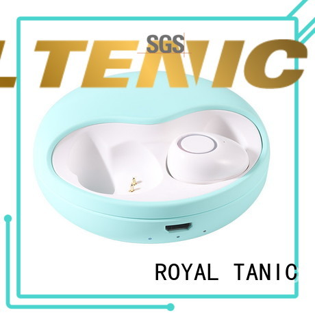 realiable mini earbuds supplier fro daily life ROYAL TANIC