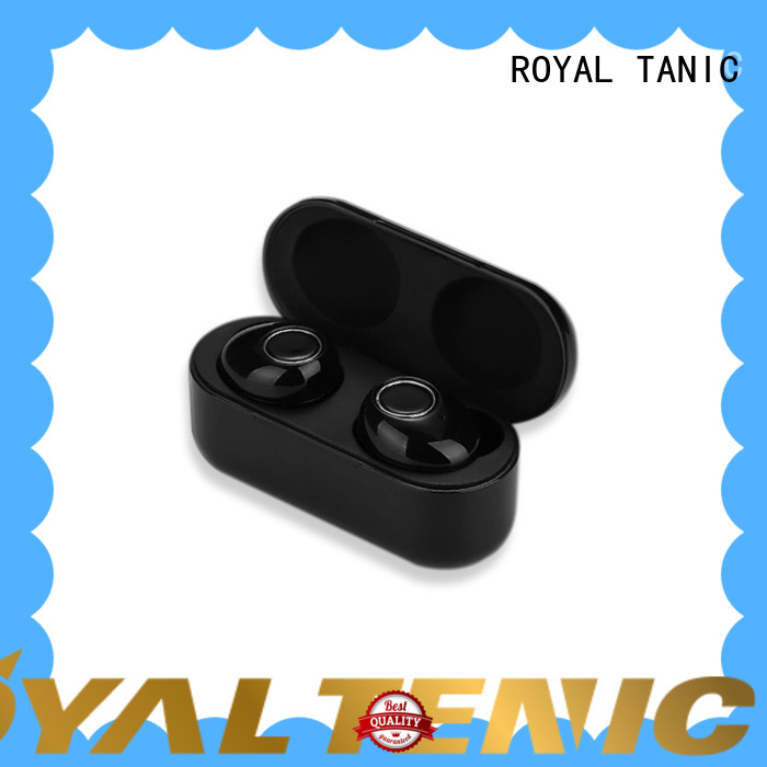 ROYAL TANIC tws headphones supplier fro daily life