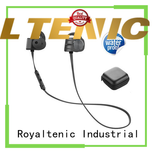 ROYAL TANIC stable magnetic earphones manufacturer for running