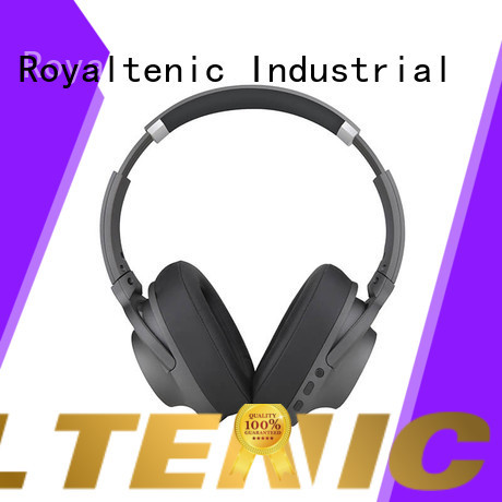 ROYAL TANIC noise cancelling headset supplier for airplanes